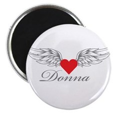 Angel Wings Donna Magnets