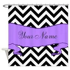 Black And White Chevrons Customized