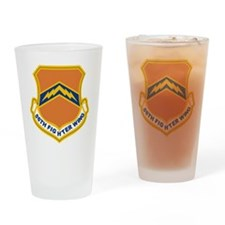 56th Fighter Wing Drinking Glass