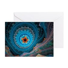Abstract 802 Greeting Cards, Pk 10
