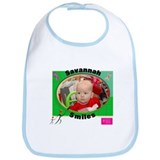 Savannah Smiles Bib