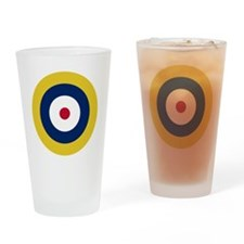 RAF Roundel - Type A1 Drinking Glass