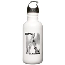 wrestling-hand-raised8 Water Bottle