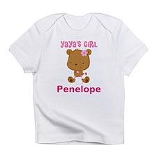 Personalized Yayas Girl Infant T-Shirt