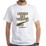 Licensed Sax Therapist Shirt