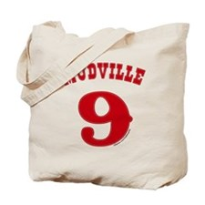 Mudville9 (red) Tote Bag