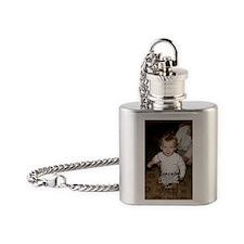 Linc_ornament_2010 Flask Necklace