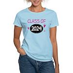Class of 2024 (butterfly) Women's Light T-Shirt