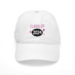 Class of 2024 (butterfly) Cap