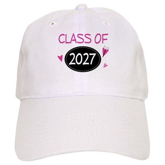 Class of 2027 (butterfly) Cap