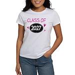 Class of 2027 (butterfly) Women's T-Shirt