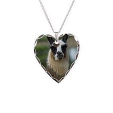 llama1_card Necklace