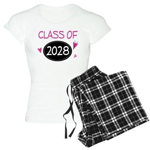 Class of 2028 (butterfly) Women's Light Pajamas