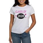 Class of 2028 (butterfly) Women's T-Shirt