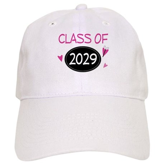 Class of 2029 (butterfly) Cap