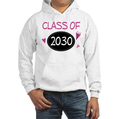Class of 2030 (butterfly) Hooded Sweatshirt