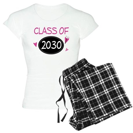 Class of 2030 (butterfly) Women's Light Pajamas