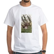 Giant Squid vs. Pirates color Shirt