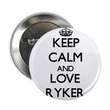 "Keep Calm and Love Ryker 2.25"" Button"