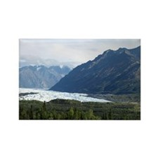 Matanuska Glacier Rectangle Magnet