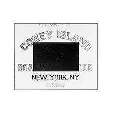 CONEY ISLAND board dark Picture Frame
