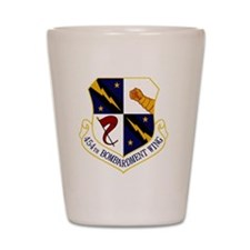 454th Bomb Wing Shot Glass