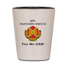 yes I cad! Shot Glass