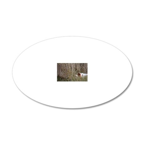 Sara finding phea-1 20x12 Oval Wall Decal