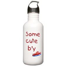 Some cute by text with Sports Water Bottle