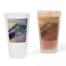 Poster9 Drinking Glass