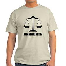 Law School Grad Class 2012 T-Shirt