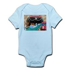 Corgi Tunnel Of Love Infant Bodysuit