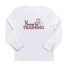 Nurse in Training Long Sleeve T-Shirt