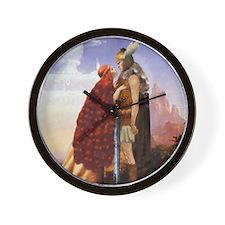 Everlong Wall Clock