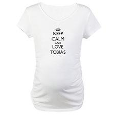 Keep Calm and Love Tobias Shirt