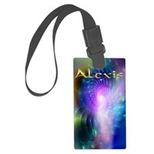 Lexi Journal Cover Luggage Tag