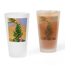 cameleatingtree Drinking Glass