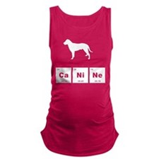 Curly Coated Retriever Maternity Tank Top