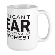 Bears_shirt-2_forest copy Mug