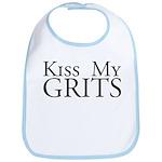 Kiss My Grits Alice Mel's Diner Bib