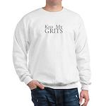 Kiss My Grits Alice Mel's Diner Sweatshirt
