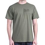Kiss My Grits Alice Mel's Diner Dark T-Shirt