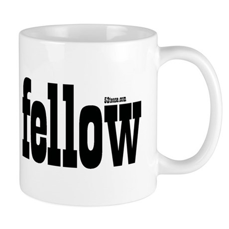 Mellow Fellow Mug