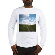 KonzaWanderThePrairieTshirt Long Sleeve T-Shirt