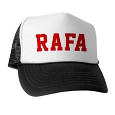 Rafa Boy Red Trucker Hat