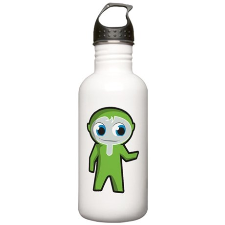 Chewy Big Stainless Water Bottle 1.0L