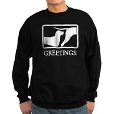 Curly Coated Retriever Sweatshirt
