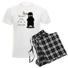 trust me ninja Pajamas