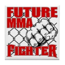 FutureMMAFighter_02 Tile Coaster