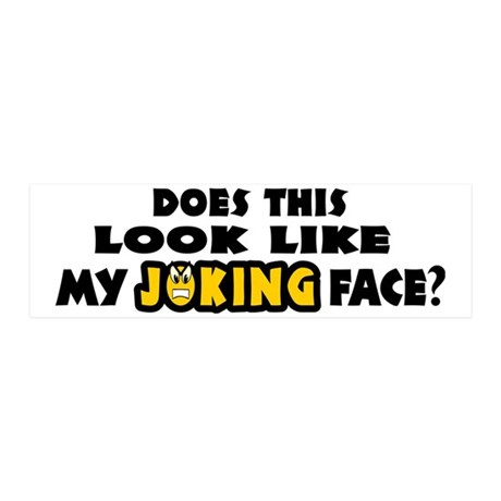 Joking_Face_lite_crop 20x6 Wall Decal